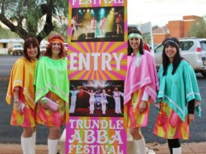 ABBA Festival  Trundle
