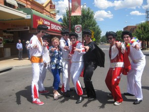 Parkes Elvis Festival - Shuttle bus service now available to and from Parkes