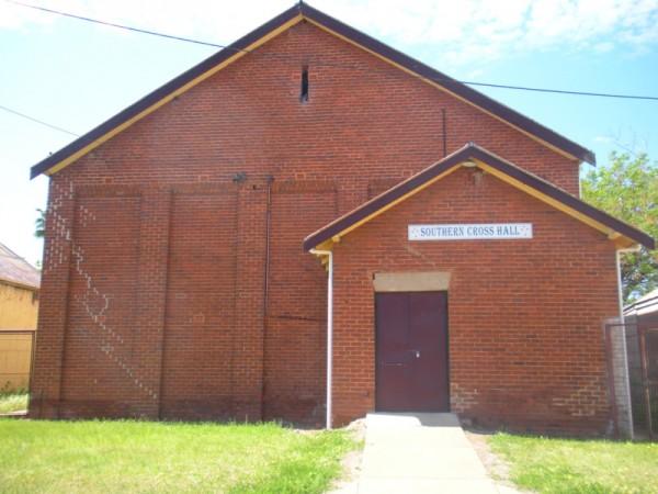 9. Southern Cross Hall 1922