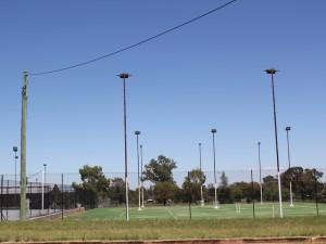 Peak Hill Tennis club -