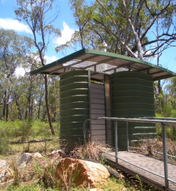 Goobang National Park camping facilities